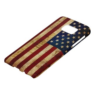 USA / Grunge flag Samsung Galaxy S7 Case