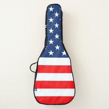 USA Themed USA GUITAR CASE