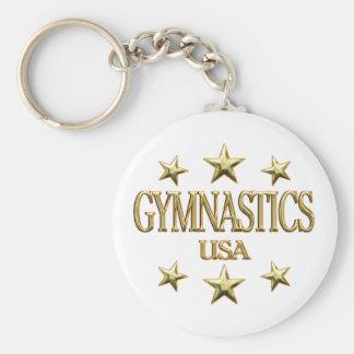 USA Gymnastics Keychains