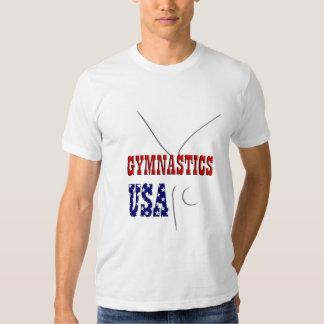 USA Gymnastics Sports T-shirt