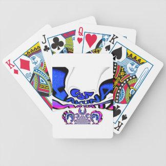 USA Hakuna Matata Bicycle Playing Cards