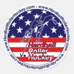 USA Hardball Roller Hockey Sticker