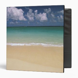 USA, Hawaii. Beach scene Binder