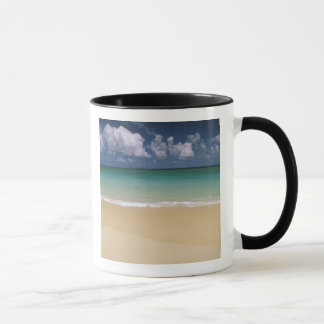 USA, Hawaii. Beach scene Mug