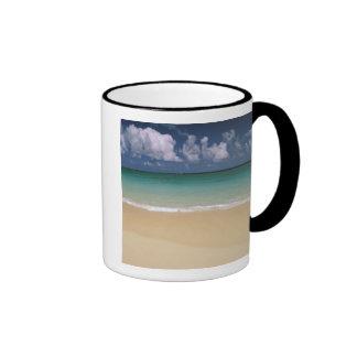 USA, Hawaii. Beach scene Mugs