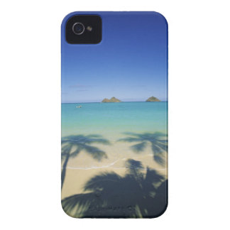 USA, Hawaii, Kailua. Lanikai Beach. 2 iPhone 4 Cover