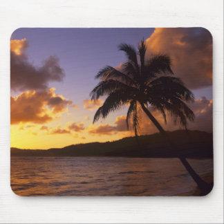 USA, Hawaii, Kauai, Colorful sunrise in a 2 Mouse Pad