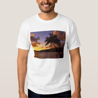 USA, Hawaii, Kauai, Colorful sunrise in a 2 T-Shirt