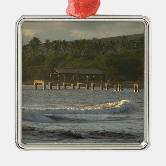 USA, Hawaii, Kauai, southwest coast, near Metal Ornament
