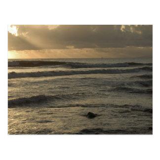 USA, Hawaii, Kauai, southwest coast, near Waimea 2 Postcard