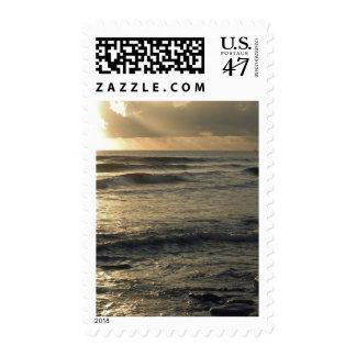 USA, Hawaii, Kauai, southwest coast, near Waimea Postage