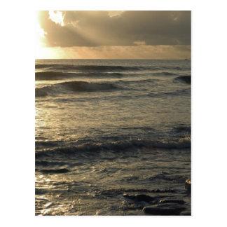 USA, Hawaii, Kauai, southwest coast, near Waimea Postcard
