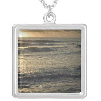 USA, Hawaii, Kauai, southwest coast, near Waimea Silver Plated Necklace