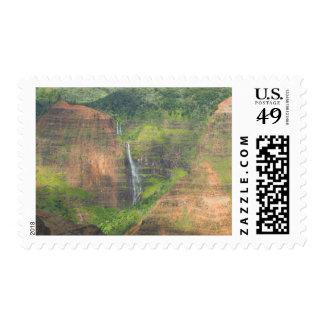 USA, Hawaii, Kauai, Waimea, Waimea Canyon Postage