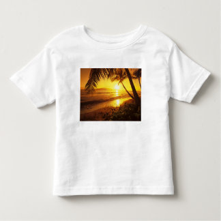 USA, Hawaii, Maui, Colorful sunset in a 2 Toddler T-shirt