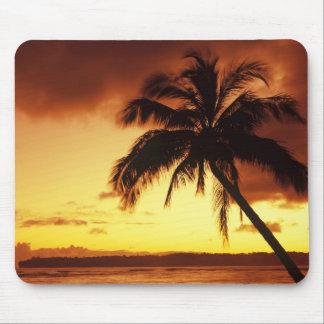 USA, Hawaii, Maui, Colorful sunset in a Mouse Pad