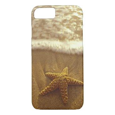 USA Themed USA, Hawaii, Maui, Maui, Kihei, Starfish iPhone 8/7 Case