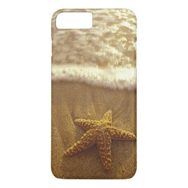 USA Themed USA, Hawaii, Maui, Maui, Kihei, Starfish iPhone 8 Plus/7 Plus Case