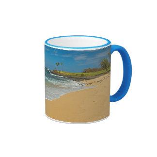 USA, Hawaii, Molokai Island, Three Mile Beach Mug