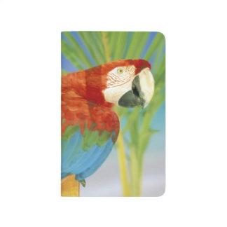 USA, Hawaii. Parrot Journals