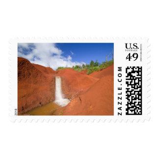 USA, HI, Kauai, Waimea, Waimea Canyon, Small Postage