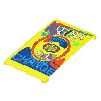 USA Hillary Beautiful Change Pattern Art design iPad Mini Cover