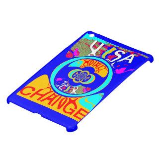 USA Hillary Change Pattern Art design iPad Mini Cover