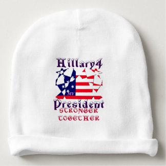 USA Hillary Clinton presidential campaign 2016 Baby Beanie