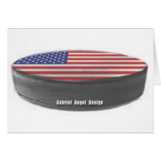 USA Hockey Card