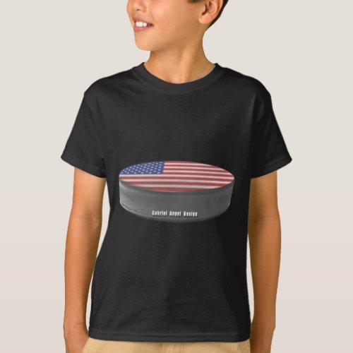 USA Hockey T_Shirt