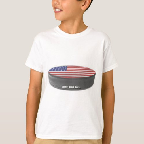 USA Hockey T_Shirt