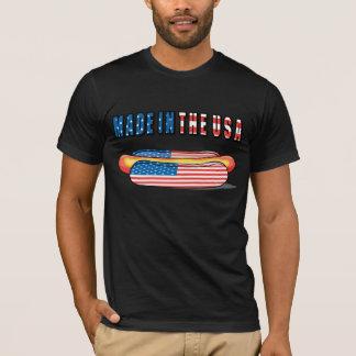 USA Hot Dog T-Shirt