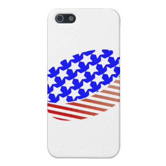 USA Icehockey puck iPhone 5/5S Case
