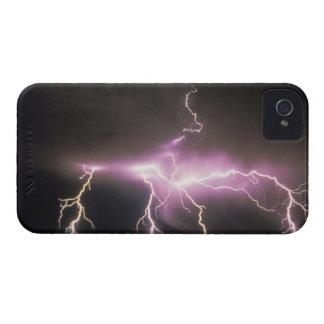 USA, Idaho. Lightning. Case-Mate iPhone 4 Case