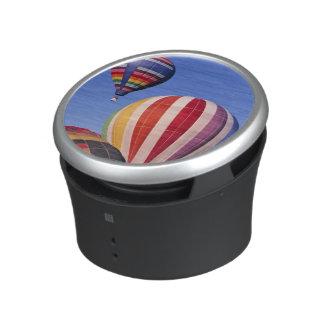 USA, Idaho, Teton Valley. Colorful hot-air Bluetooth Speaker