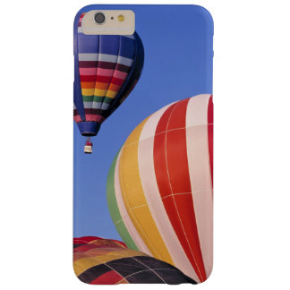 USA, Idaho, Teton Valley. Colorful hot-air Barely There iPhone 6 Plus Case