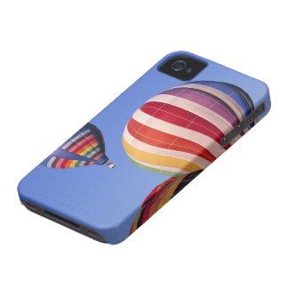 USA, Idaho, Teton Valley. Colorful hot-air iPhone 4 Case