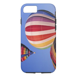 USA, Idaho, Teton Valley. Colorful hot-air iPhone 8/7 Case