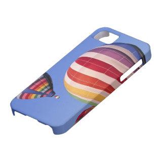 USA, Idaho, Teton Valley. Colorful hot-air iPhone SE/5/5s Case