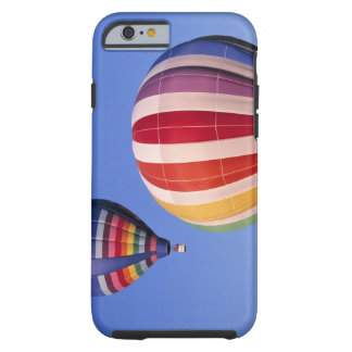USA, Idaho, Teton Valley. Colorful hot-air Tough iPhone 6 Case