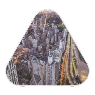 USA, Illinois, Chicago, Aerial view of Lake Bluetooth Speaker