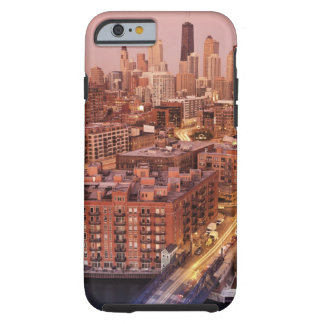 USA, Illinois, Chicago, Chicago River 2 Tough iPhone 6 Case