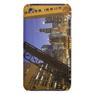 USA, Illinois, Chicago, Chicago River Barely There iPod Cover