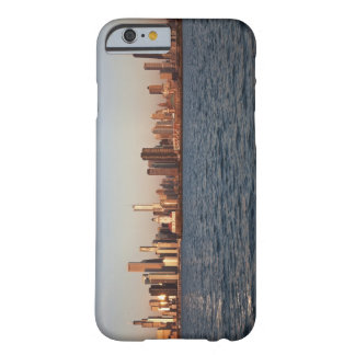 USA, Illinois, Chicago, City skyline over Lake 10 Barely There iPhone 6 Case