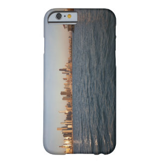 USA, Illinois, Chicago, City skyline over Lake 3 Barely There iPhone 6 Case