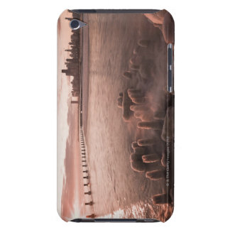 USA Illinois Chicago City skyline over Lake 4 Case-Mate iPod Touch Case