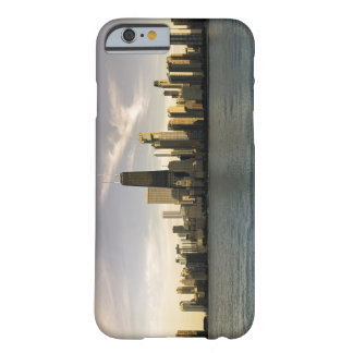 USA, Illinois, Chicago, City skyline over Lake 7 Barely There iPhone 6 Case