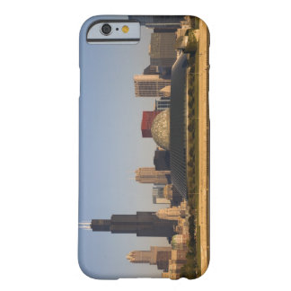 USA, Illinois, Chicago, City skyline with Adler Barely There iPhone 6 Case