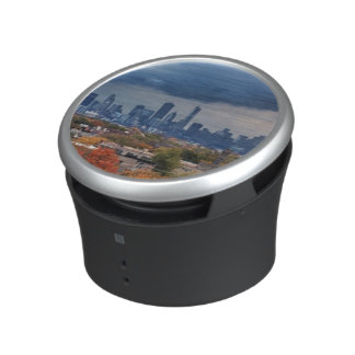 USA, Illinois, Chicago, cityscape Bluetooth Speaker