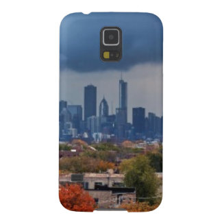 USA, Illinois, Chicago, cityscape Case For Galaxy S5
